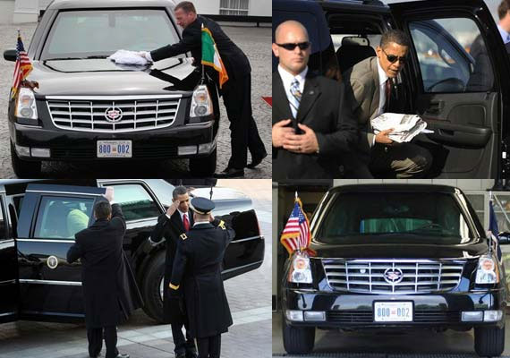 Protocol Broken In A First Us President Barack Obama Will Travel