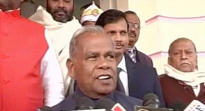 Bihar Cm Manjhi And Modi To Explore Possibilities In Light Of Current Situation - News Nation-7675