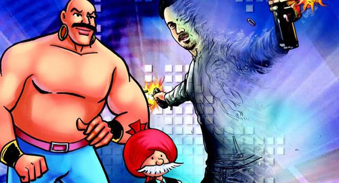 Emraan Hashmi's Mr X takes Chacha Chaudhary's help - News Nation