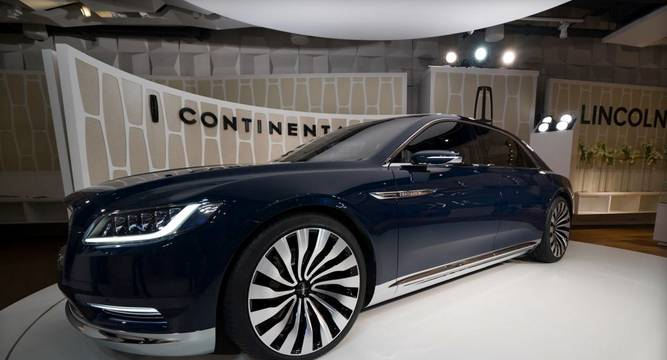 Luxury Car Maker Lincoln Motor Company Set To Come Back Www