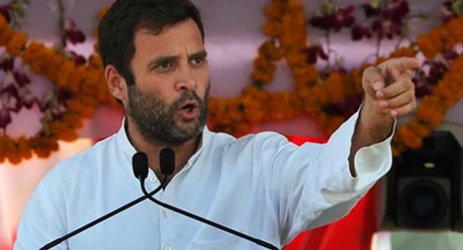 Bihar Polls Rahul Gandhi To Address Two Election Rallies In Crucial Seemanchal - News Nation-6926