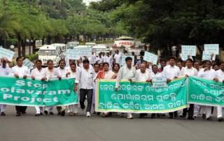 BJD calls hartal against Polavaram project