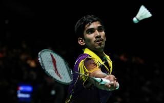 Srikanth shocks Lee, Chennai overcome Mumbai
