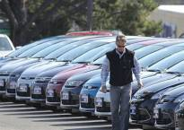 Car sales up for 14th straight month, surges 13 pc in December
