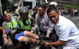 Islamic State claims Jakarta attacks; 7 killed