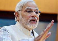 PM Narendra Modi arrives in Sikkim, declares it a total organic state