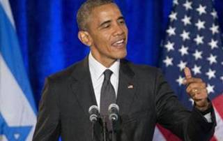 Barack Obama honors 4 who protected Jews during Holocaust