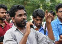 Dalit Scholar's death: Hyderabad University teachers organise 'protest day'