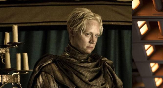 Gwendoline Christie To Star In Star Wars Episode 8 Www