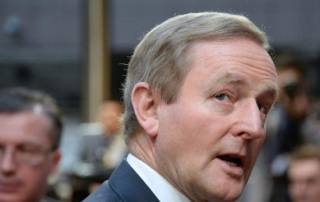 Irish PM calls election for February 26