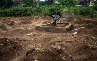 Horrible! Grave robbers plunder hundreds of tombs in Sierra Leone