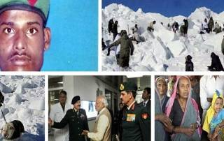 Nation prays for Siachen braveheart, condition remains critical