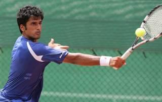 Saketh, Ankita in singles quarters of Delhi Open