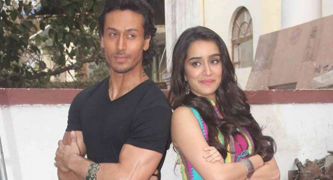 Gushing About Her Childhood Friend And Baaghi Co Star Tiger Shroff Actress Shraddha Kapoor Says His Sincerity Towards Work Is Unbelievable