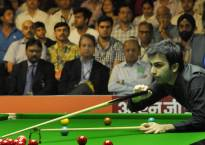 Advani eyes record 6th Asian title next month