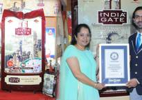 This Indian rice brand enters Guinness World Records