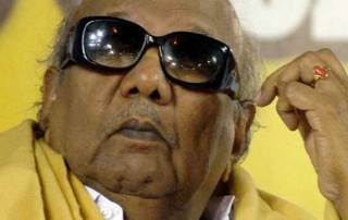 Either Centre or TN govt should release Rajiv convicts: M Karunanidhi
