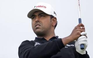 This forced Lahiri finish 28th at World Golf Championship