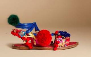 Dolce & Gabbana glorifying slavery? Just released a shoe called the 'Slave Sandal'