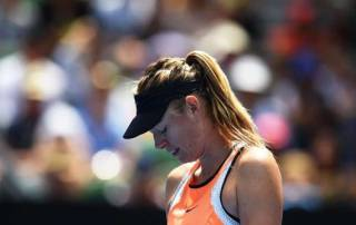 Doping now shadows Sharapova's rags-to-riches story