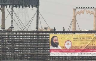 NGT gives green signal to Sri Sri Ravi Shankar's event on Yamuna riverbed