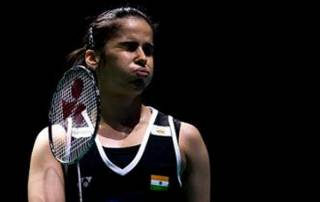 Saina's exit draws curtains to India's campaign in All England