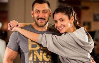 Salman Khan praises Anushka Sharma for her work in Sultan