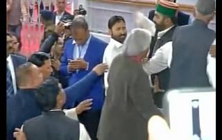 Harish Rawat government in crisis: 26 BJP, 9 rebel Congress lawmakers fly to Delhi