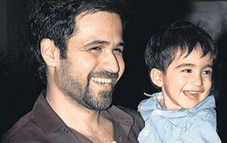 Emraan Hashmi says his son has made him a better person