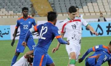 World Cup football qualifiers: India lose 1-2 to Turkmenistan, finish last