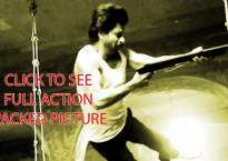 Shah Rukh Khan flies in kickass action picture from the sets of Raees