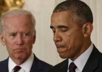 Obama, Biden attack Donald Trump for 'exploiting fear'