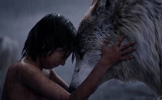 A still from 'The Jungle Book' movie