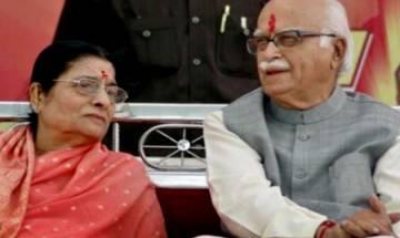 LK Advani's wife Kamla Advani dies of heart attack; 'deeply pained', tweets PM Narendra Modi