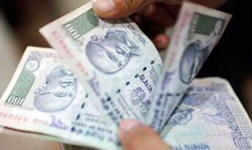 Rupee snaps 2-day losing streak vs USD, up 19 paise