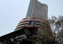 Sensex surges 372 pts in early trade on positive macro data