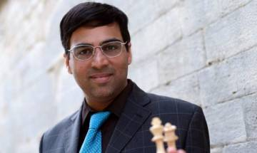 Vishwanathan Anand conferred with Hridaynath Award