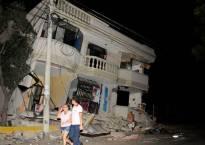Ecuador Earthquake: Death toll rises to 77, says Vice President Jorge Glas