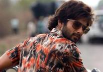 Shahid Kapoor wraps up 'Rangoon' shoot