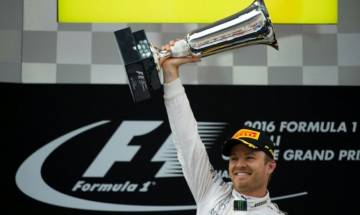Nico Rosberg romps to hat-trick in Chinese Grand Prix