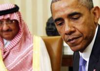 Obama courts Gulf kings keen just to see him go