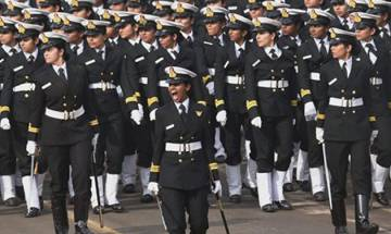 After Army and Air Force, Navy grants permanent commission to woman officers