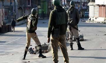 Minor clashes break out in Handwara again