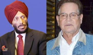 Goodwill ambassador issue: Salim Khan slams Milkha Singh