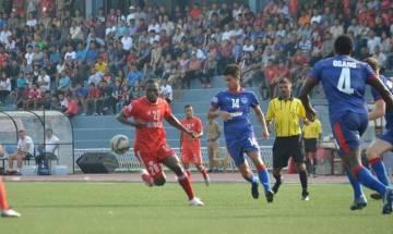 Aizawl FC stun I-League champions Bengaluru FC in Fed Cup