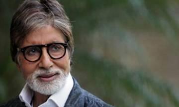 Family accompanies Amitabh Bachchan to National Awards