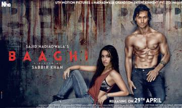 Baaghi Movie Review: Tiger Shroff roars in this mindless action drama