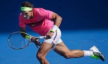 Rafael Nadal, Andy Murray advance to 3rd round at Madrid Masters