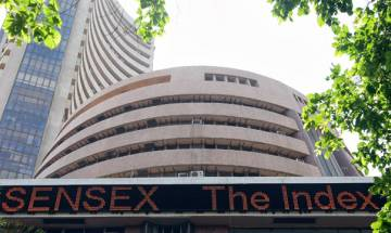 Sensex down for 2nd week as global growth worries return