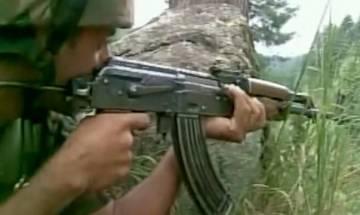 Gunbattle between security forces and militants erupt in Kupwara forest, one army jawan dead